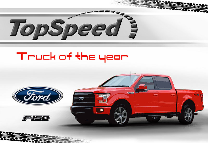 2014 TopSpeed Truck of the Year