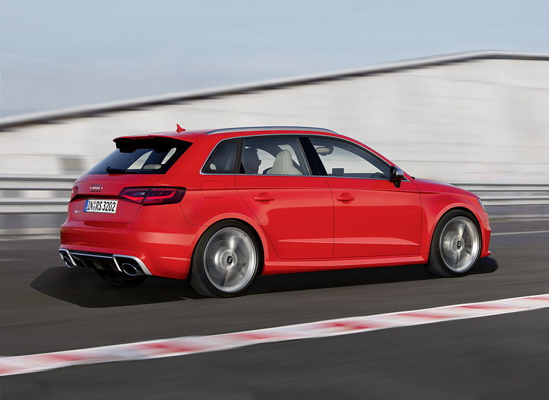 2015 Audi RS3 High Resolution Exterior - image 585655
