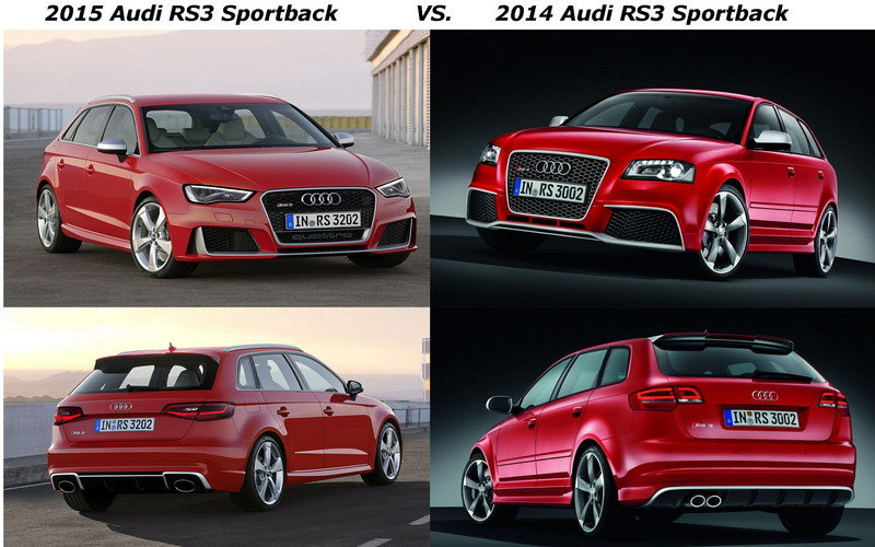2015 Audi RS3 Exterior - image 585668