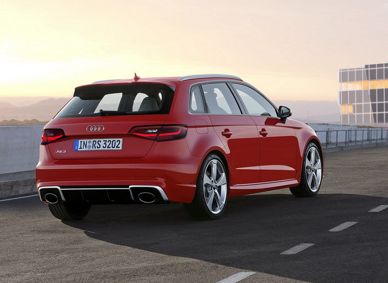 2015 Audi RS3 High Resolution Exterior - image 585645