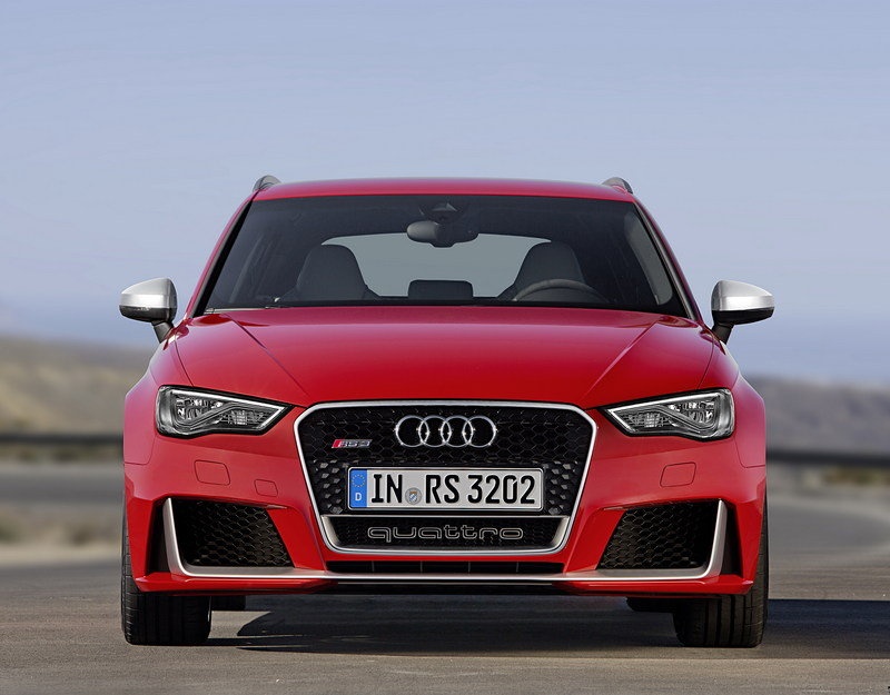 2015 Audi RS3 High Resolution Exterior - image 585647