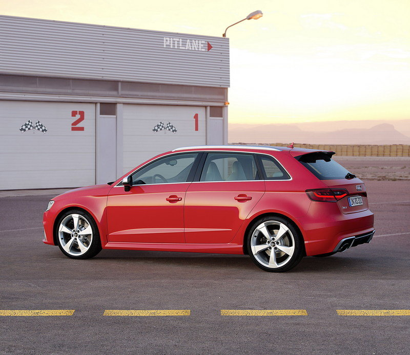 2015 Audi RS3 High Resolution Exterior - image 585648