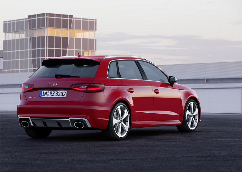 2015 Audi RS3 High Resolution Exterior - image 585649