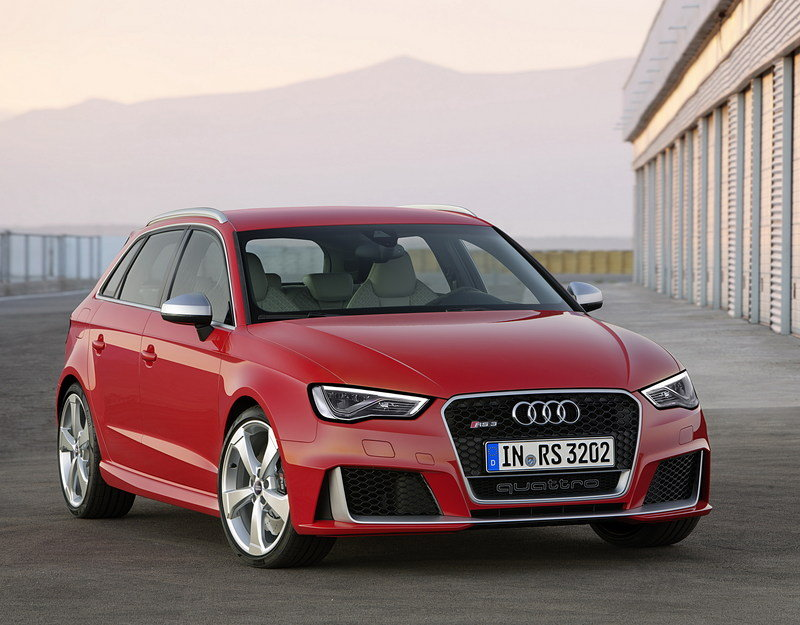 2015 Audi RS3 High Resolution Exterior - image 585644