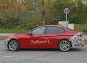 Spy Shots: Facelift BMW 3 Series Sedan Goes Out for a Spin - image 581242