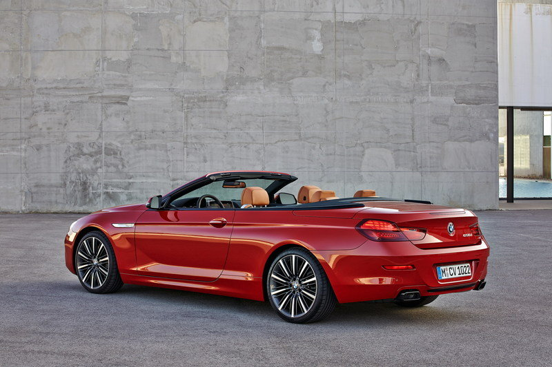2016 BMW 6 Series Convertible High Resolution Exterior - image 585430
