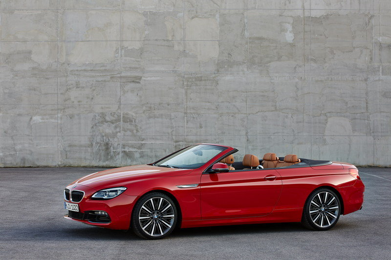2016 BMW 6 Series Convertible High Resolution Exterior - image 585433
