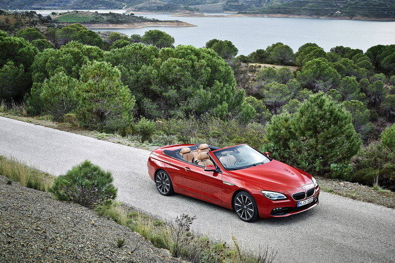 2019 BMW 8 Series Convertible vs 2016 BMW 6 Series Convertible