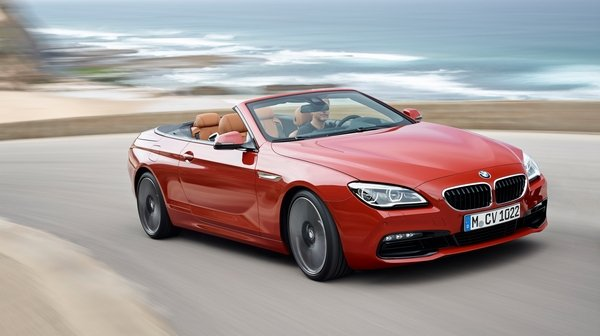 2016 Bmw 6 Series Convertible Car Review Top Speed