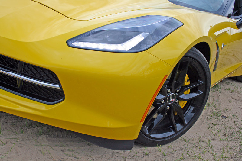 2015 Chevrolet Corvette Stingray - Driven