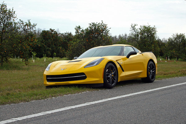 2015 chevrolet corvette stingray driven car review top speed. Cars Review. Best American Auto & Cars Review