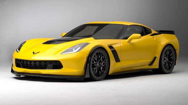 2015 Corvette Z06 Blows its Engine After Only 891 Miles