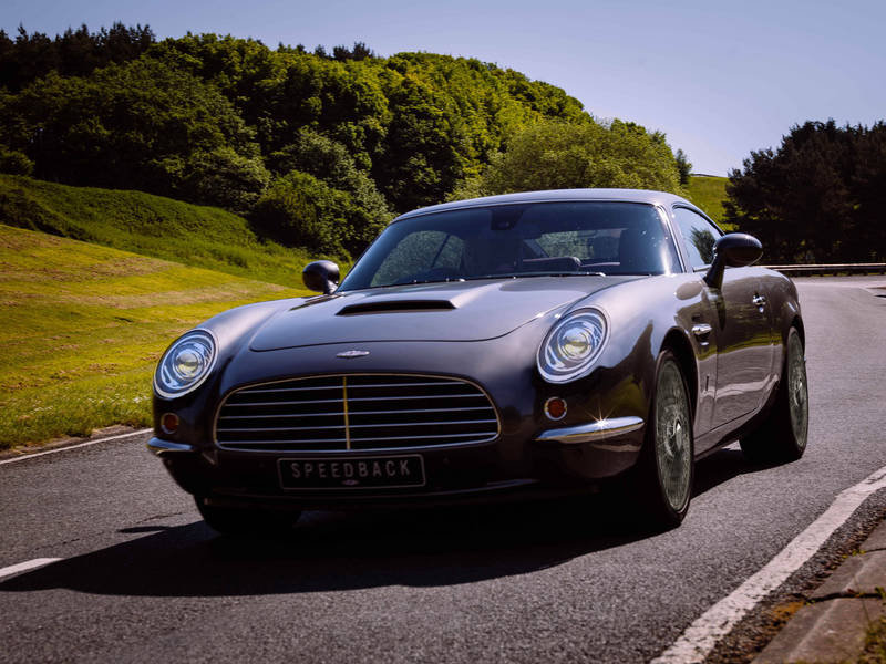 2015 David Brown Automotive Speedback GT