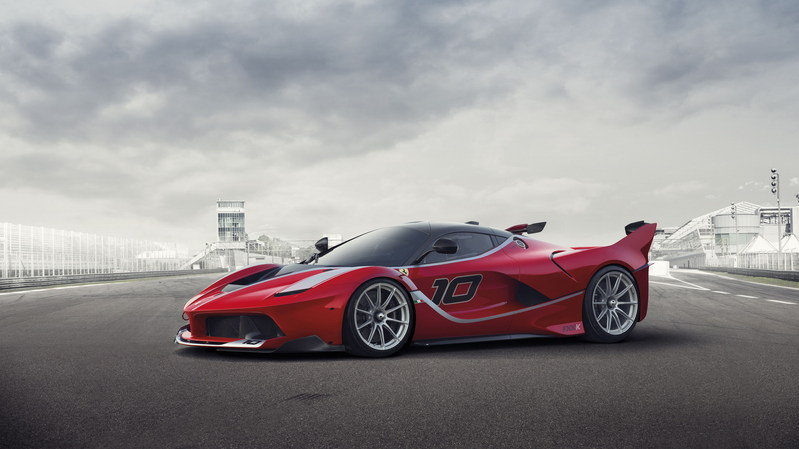 Wallpaper of the Day: 2015 Ferrari FXX K