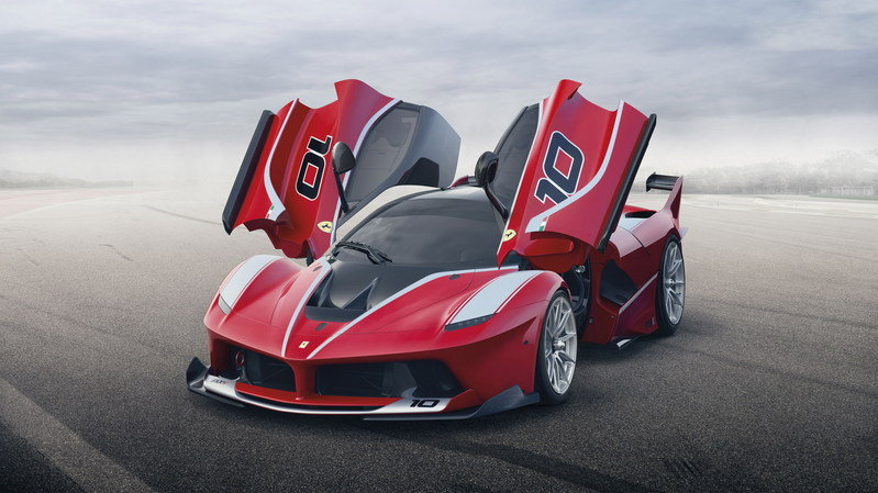 2015 Ferrari FXX K High Resolution Exterior Wallpaper quality - image 581001