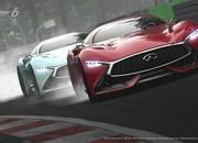 2015 Infiniti Vision GT Supercar Concept - image 599305