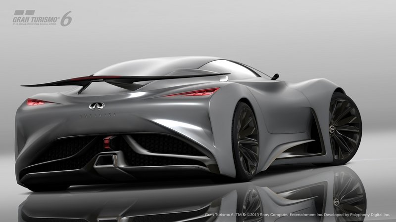 2015 Infiniti Vision GT Supercar Concept Computer Renderings and Photoshop - image 599288