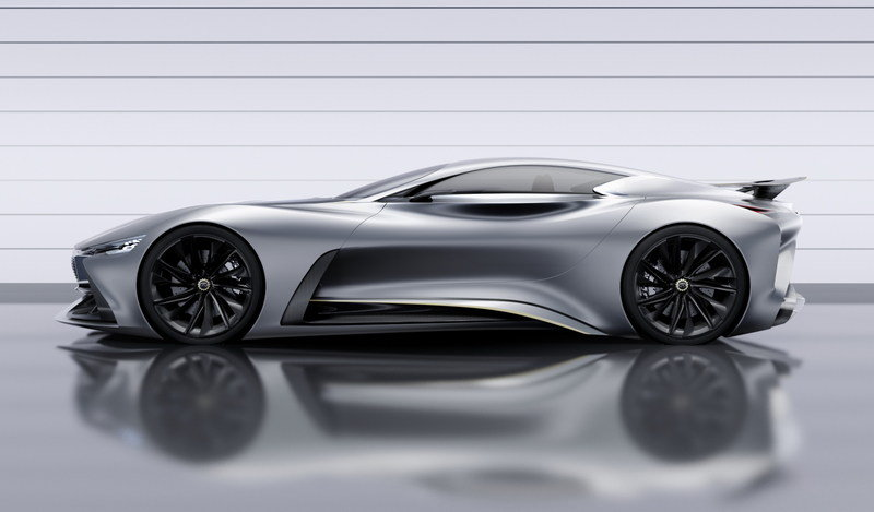2015 Infiniti Vision GT Supercar Concept High Resolution Exterior - image 599323