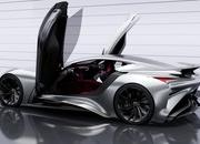 2015 Infiniti Vision GT Supercar Concept - image 599328