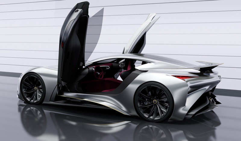 2015 Infiniti Vision GT Supercar Concept High Resolution Exterior - image 599328