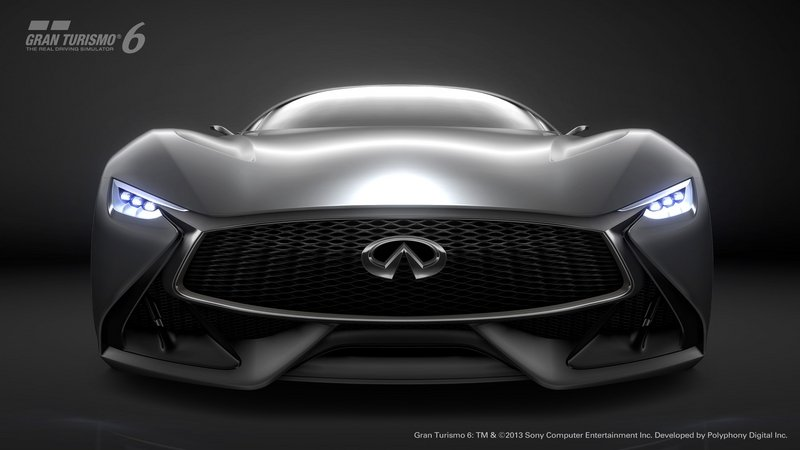 2015 Infiniti Vision GT Supercar Concept Computer Renderings and Photoshop - image 599291