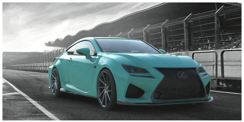 2015 Lexus RC F By VIP Auto Salon High Resolution Exterior - image 580934