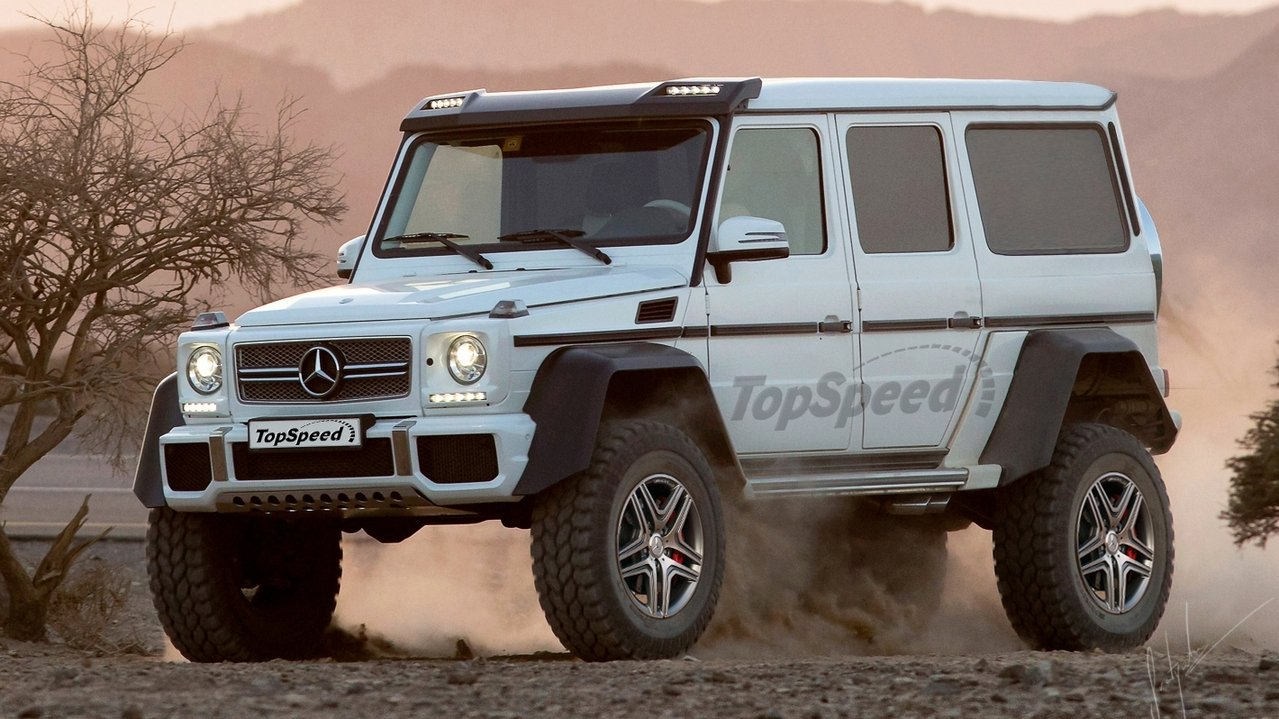 2015 mercedes g63 amg 4x4 green monster picture 585527 car review top speed. Black Bedroom Furniture Sets. Home Design Ideas