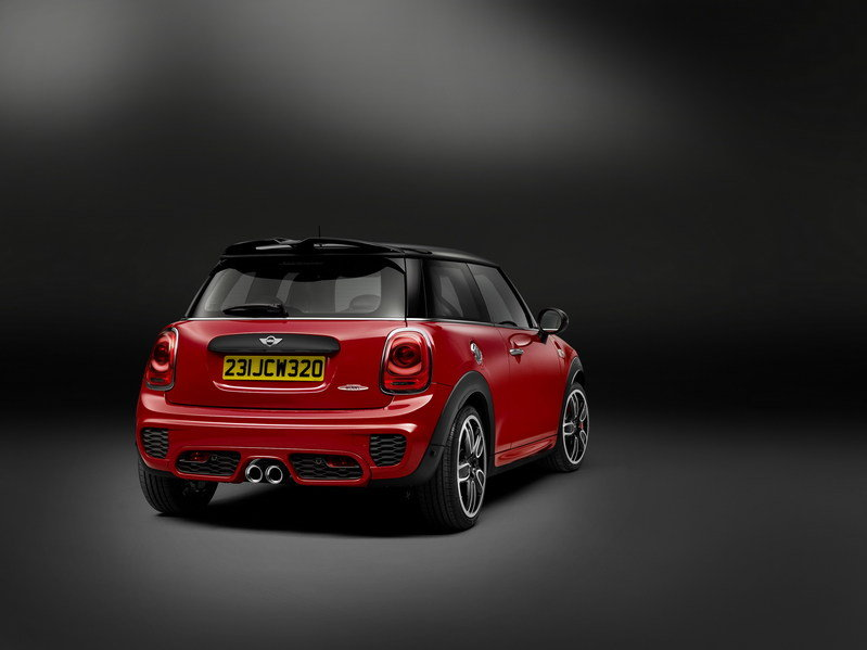 2015 Mini John Cooper Works Hardtop High Resolution Exterior - image 585531