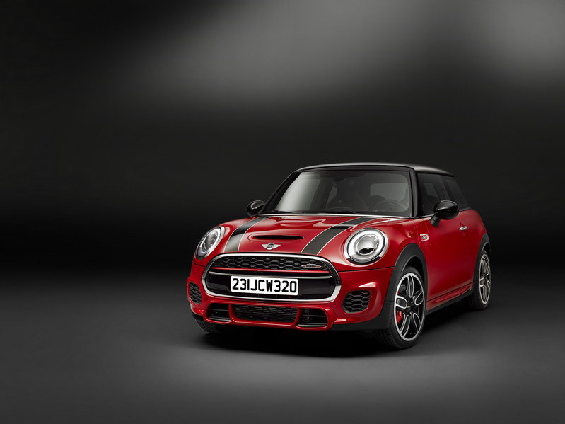 2015 Mini John Cooper Works Hardtop High Resolution Exterior Wallpaper quality - image 585528