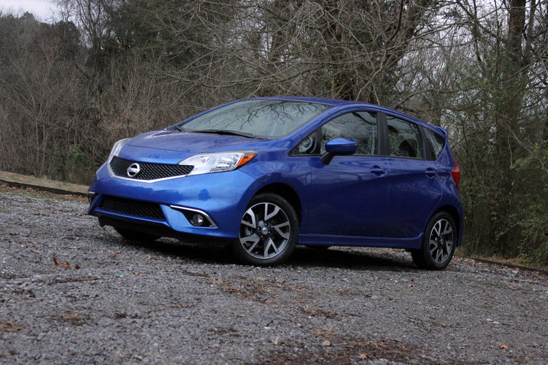2015 Nissan Versa Note SR - Driven High Resolution Exterior - image 585799