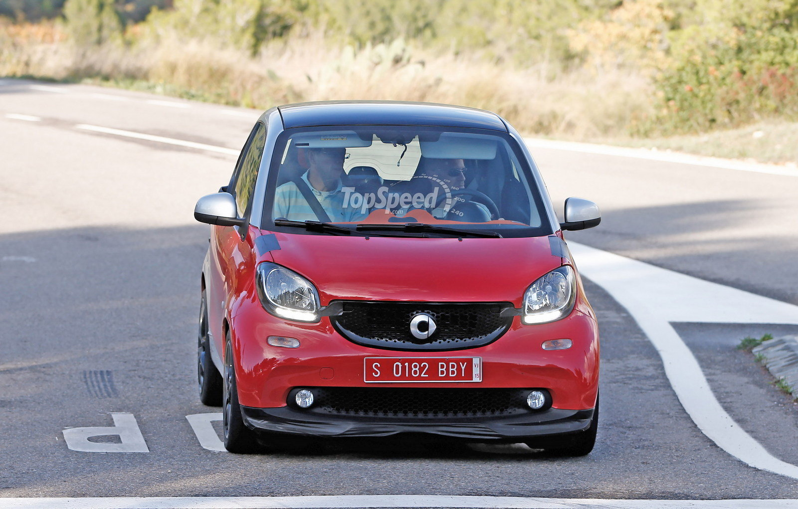 2015 smart fortwo by brabus picture 599816 car review. Black Bedroom Furniture Sets. Home Design Ideas