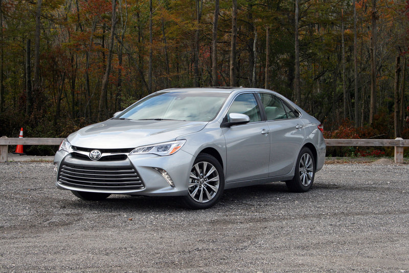 2015 Toyota Camry - Driven