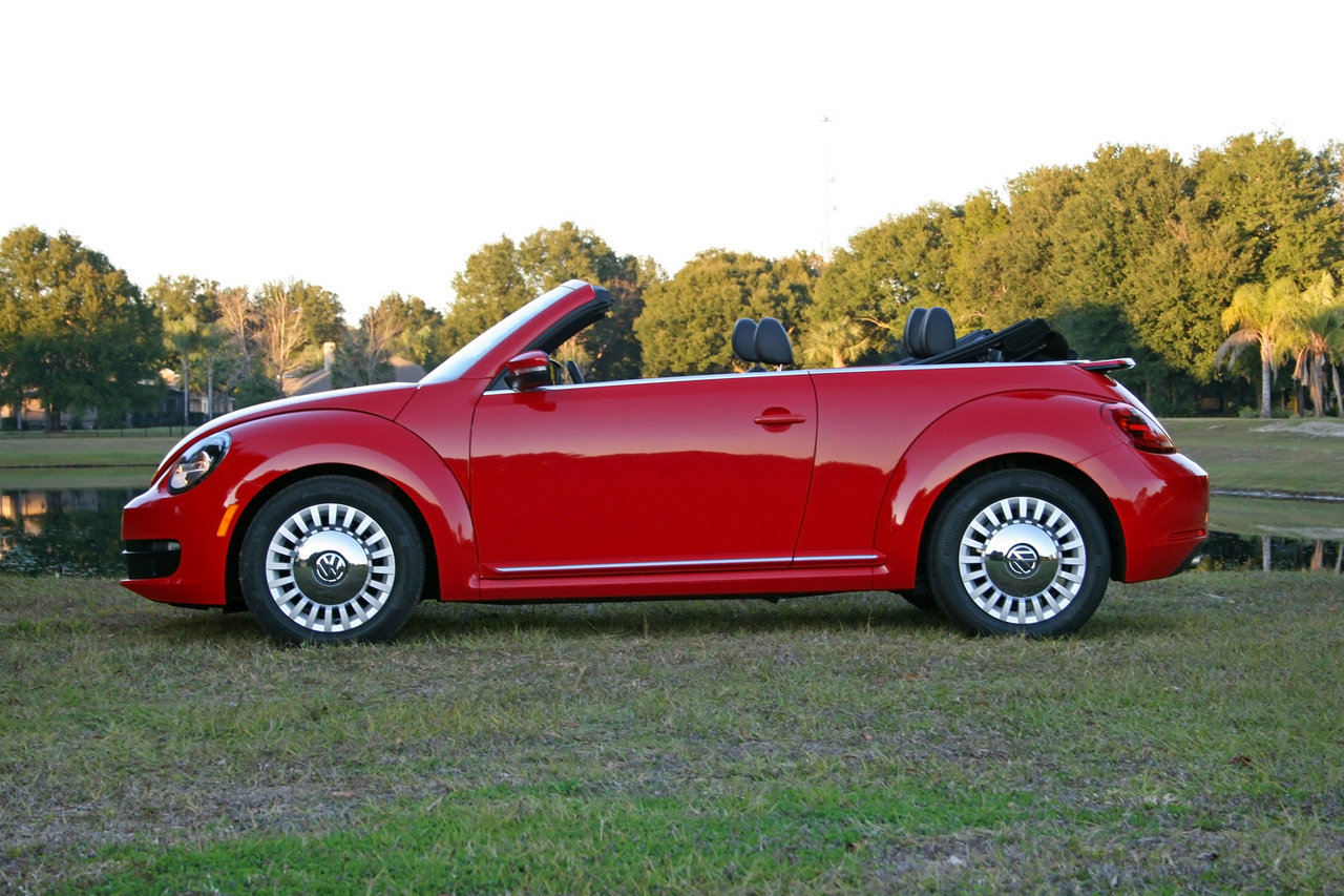 2015 volkswagen beetle convertible 1 8t driven picture 599670 car review top speed. Black Bedroom Furniture Sets. Home Design Ideas