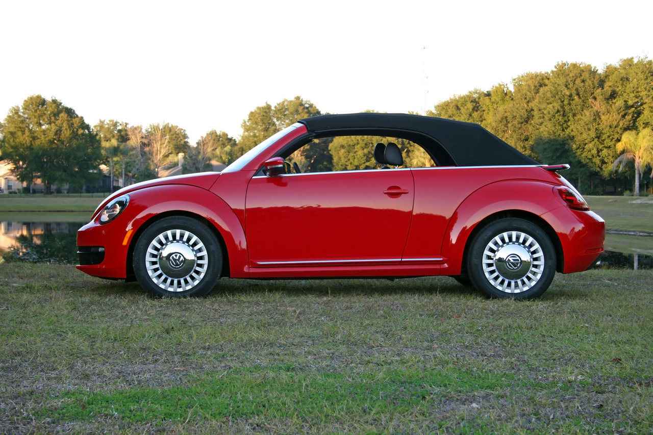 2015 volkswagen beetle convertible 1 8t driven picture 599644 car review top speed. Black Bedroom Furniture Sets. Home Design Ideas