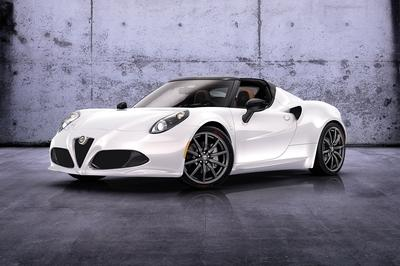 An odd statement referring to the Detroit Auto Show at the end of an otherwise ignorable blog post from FCA leads us to believe that the production 4C Spyder will debut in Detroit.