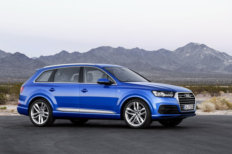 2017 - 2020 Audi Q7 High Resolution Exterior - image 585692