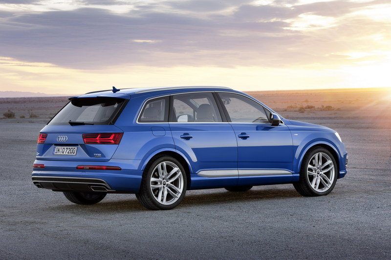 2017 - 2020 Audi Q7 High Resolution Exterior - image 585670