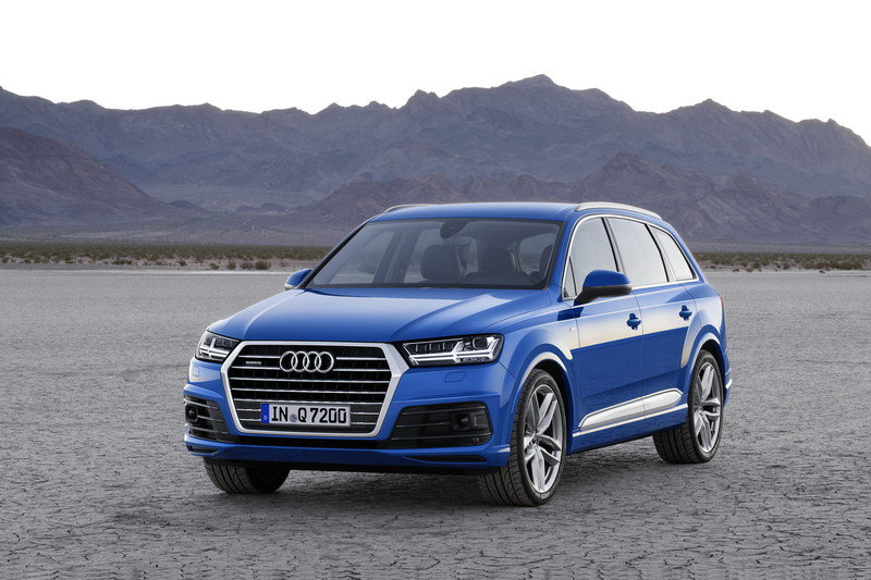 2017 - 2020 Audi Q7 High Resolution Exterior - image 585671
