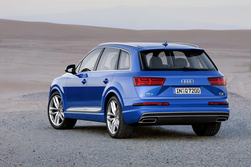 2017 - 2020 Audi Q7 High Resolution Exterior - image 585672