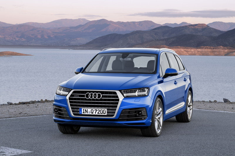 2017 - 2020 Audi Q7 High Resolution Exterior - image 585673
