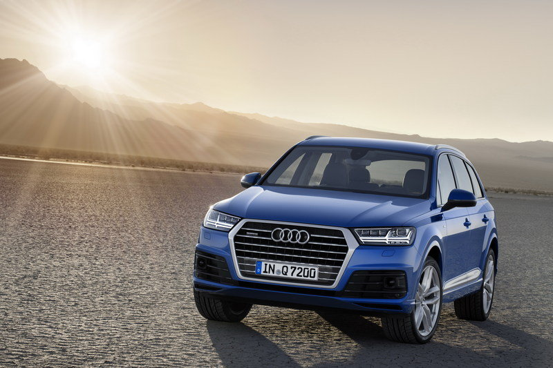 2017 - 2020 Audi Q7 High Resolution Exterior - image 585674