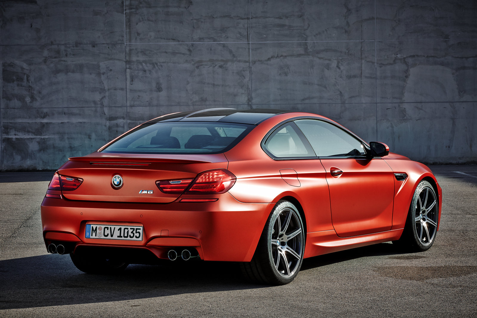 2016 Bmw M6 Picture 585492 Car Review Top Speed