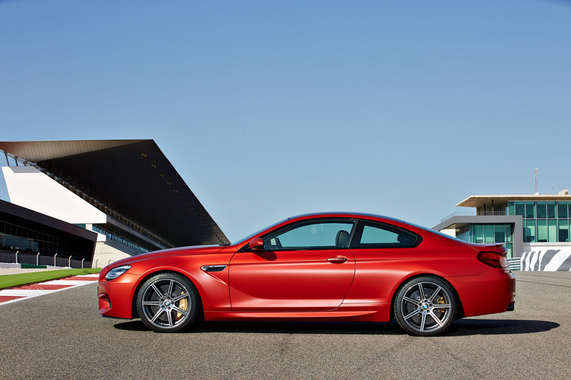 2016 BMW M6 High Resolution Exterior - image 585495