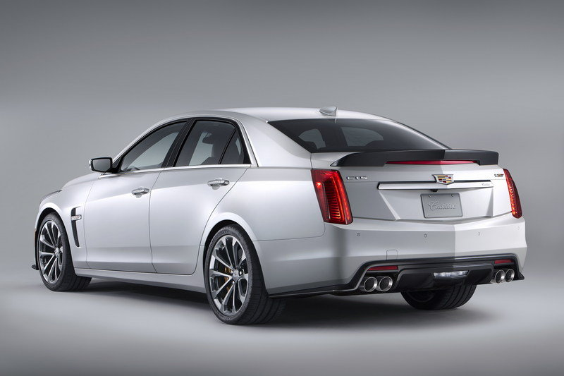 2016 Cadillac Cts V Top Speed