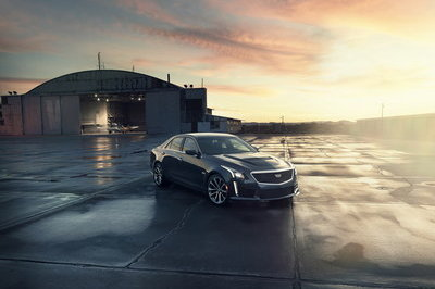 Wallpaper of the Day: 2016 Cadillac CTS-V - image 599728