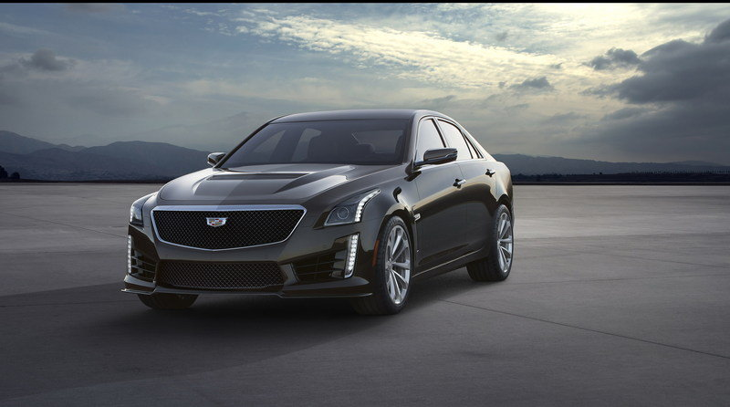2016 Cadillac CTS-V High Resolution Exterior - image 599731
