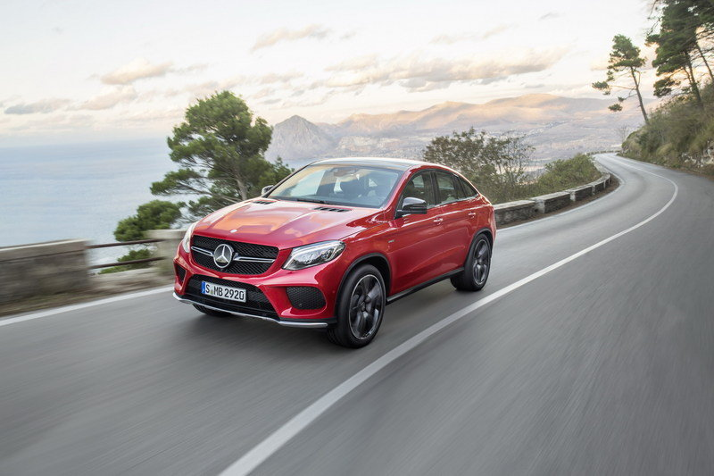 2016 Mercedes-Benz GLE Coupe High Resolution Exterior Wallpaper quality - image 585177