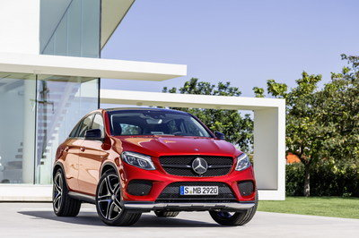 2016 Mercedes-Benz GLE Coupe - image 585186