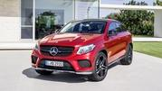 2016 Mercedes-Benz GLE Coupe - image 585199