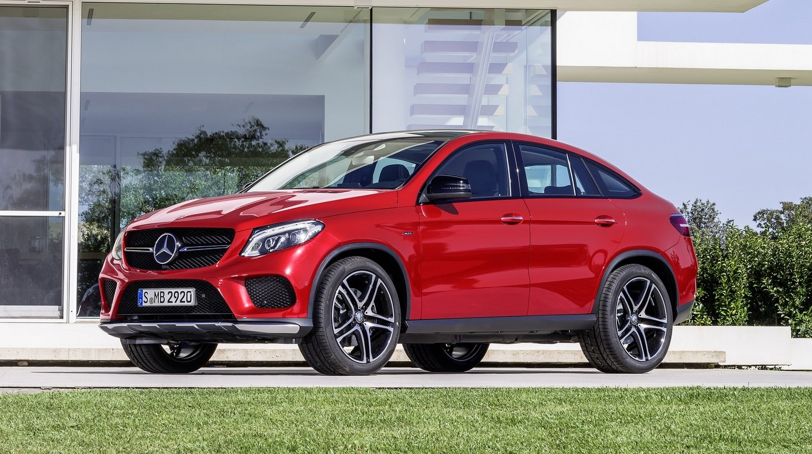2016 Mercedes Benz Gle Coupe Gallery 585226 Top Speed